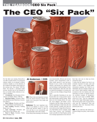 Marine News Magazine, page 24,  Jun 2005 Paul E. Mauer