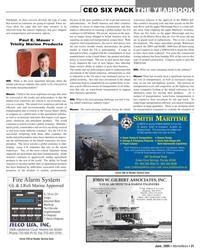 Marine News Magazine, page 31,  Jun 2005