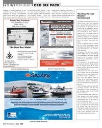 Marine News Magazine, page 32,  Jun 2005
