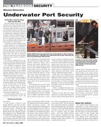Marine News Magazine, page 38,  Jun 2005 Robert Duncan