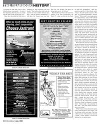 Marine News Magazine, page 46,  Jun 2005