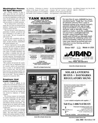 Marine News Magazine, page 51,  Jun 2005 Washington Passes
