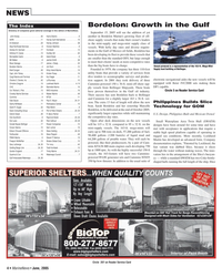 Marine News Magazine, page 4,  Jun 2005 John Krevey