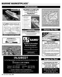 Marine News Magazine, page 64,  Jun 2005 Charles Donadio