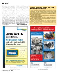 Marine News Magazine, page 6,  Jun 2005