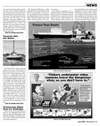 Marine News Magazine, page 11,  Jul 2005 Minnesota