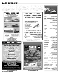 Marine News Magazine, page 22,  Jul 2005 New Hampshire