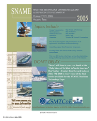 Marine News Magazine, page 26,  Jul 2005