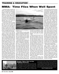 Marine News Magazine, page 30,  Jul 2005 Florida