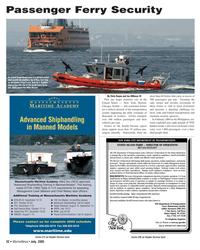 Marine News Magazine, page 32,  Jul 2005