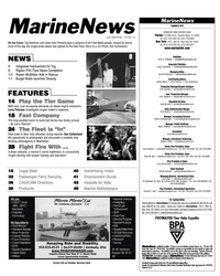 Marine News Magazine, page 2,  Jul 2005 Ohio