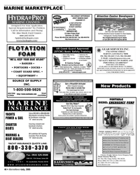 Marine News Magazine, page 46,  Jul 2005 California