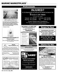 Marine News Magazine, page 48,  Jul 2005