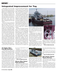 Marine News Magazine, page 6,  Jul 2005 Illinois