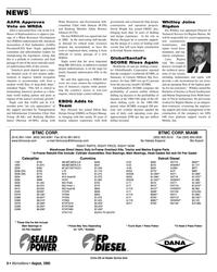 Marine News Magazine, page 8,  Aug 2005 Don Young