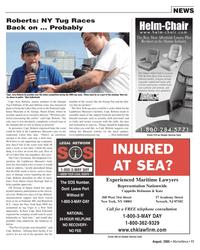 Marine News Magazine, page 11,  Aug 2005 Don Sutherland