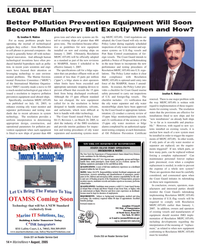 Marine News Magazine, page 14,  Aug 2005 CELL PHONES