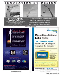 Marine News Magazine, page 19,  Aug 2005 United States Navy