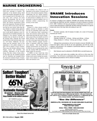 Marine News Magazine, page 26,  Aug 2005 steel hardware