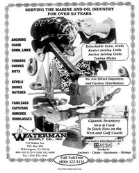 Marine News Magazine, page 1,  Aug 2005