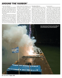 Marine News Magazine, page 28,  Aug 2005 GMD dock