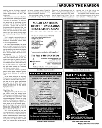 Marine News Magazine, page 31,  Aug 2005 Approval