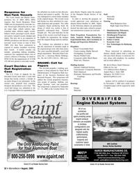 Marine News Magazine, page 32,  Aug 2005 Kevin Prince