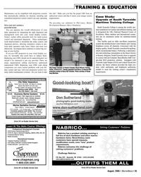 Marine News Magazine, page 33,  Aug 2005 UK