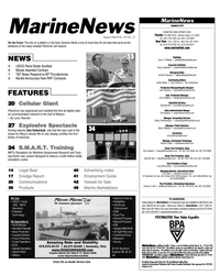 Marine News Magazine, page 2,  Aug 2005 Ohio