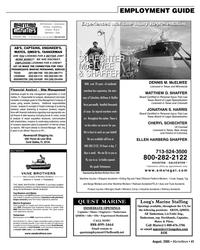 Marine News Magazine, page 42,  Aug 2005 Colombia ELLEN HARBERG SHAFFER