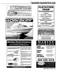 Marine News Magazine, page 46,  Aug 2005 Texas
