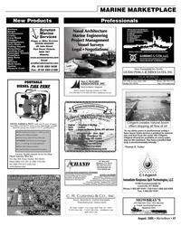 Marine News Magazine, page 48,  Aug 2005 Brett W. Keil