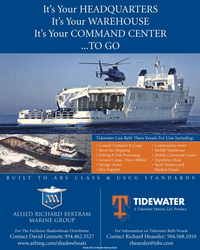 Marine News Magazine, page 3rd Cover,  Aug 2005