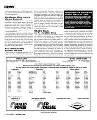 Marine News Magazine, page 8,  Dec 2005 Northwest