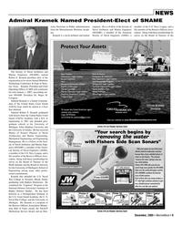 Marine News Magazine, page 9,  Dec 2005 Rhode Island