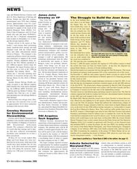 Marine News Magazine, page 12,  Dec 2005 Louisiana