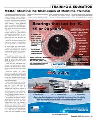 Marine News Magazine, page 13,  Dec 2005 Council of Education