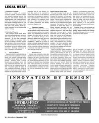 Marine News Magazine, page 16,  Dec 2005 Square Pegs