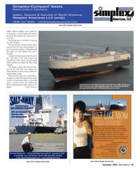 Marine News Magazine, page 19,  Dec 2005 Hawaii