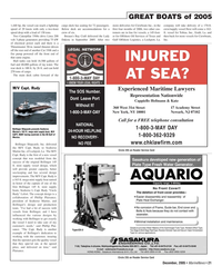 Marine News Magazine, page 21,  Dec 2005 Louisiana