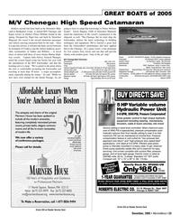 Marine News Magazine, page 23,  Dec 2005 Connecticut