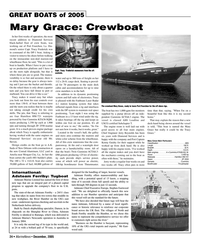 Marine News Magazine, page 24,  Dec 2005 Louisiana