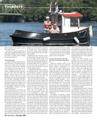 Marine News Magazine, page 30,  Dec 2005 Sixth Borough