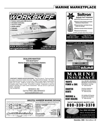 Marine News Magazine, page 37,  Dec 2005 Florida