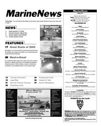 Marine News Magazine, page 2,  Dec 2005 Vladimir Bibik