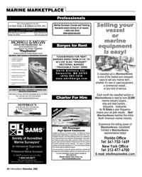 Marine News Magazine, page 40,  Dec 2005 Maryland