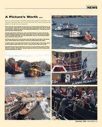 Marine News Magazine, page 3,  Dec 2005 Bert Reinauer