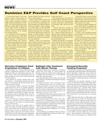 Marine News Magazine, page 6,  Dec 2005 Texas