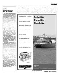 Marine News Magazine, page 7,  Dec 2005 Bush