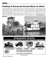Marine News Magazine, page 10,  Jan 2006